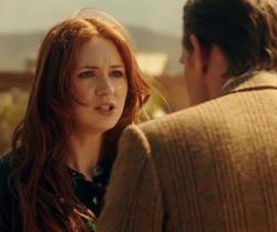 Amy i Doktor (Miasteczko Mercy)
