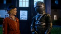 Madge rozmawia z Doktorem