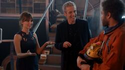 Orson w TARDIS (Posłuchaj)