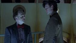Władca Snów w TARDIS