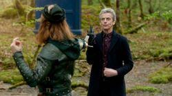 Konfrontacja Doktora z Robin Hoodem (Robot z Sherwood)