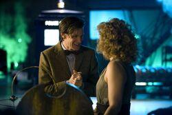 Jedenasty Doktor i River