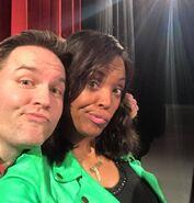 Whose Line? Season 11 guest (2015) Scott Porter