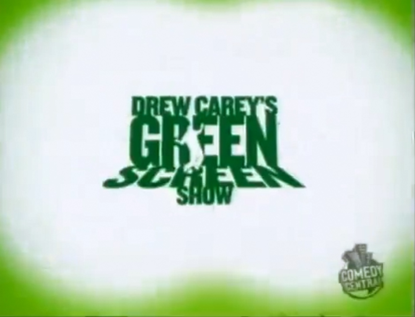 Drew Carey's Green Screen Show | Whose Line Is It Anyway