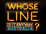 Whose Line Is It Anyway? (AU)