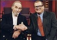 WLIIA?- Sid Caesar with Drew Carey