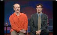 Colbert & Colin