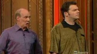 Whose Line is it Anyway? - Number of Words