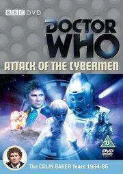 Dvd-attackcybermen