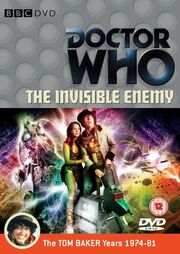 The Invisible Enemy DVD Cover