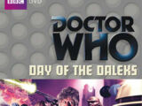 Day of the Daleks