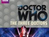 The Three Doctors: Special Edition