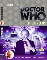 Dvd the daleks