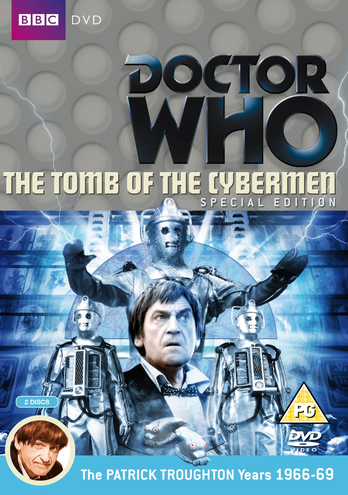The tomb of the cybermen: special edition | doctor who dvd special.