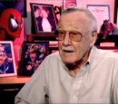 Stan Lee(The Superhero Godfather)