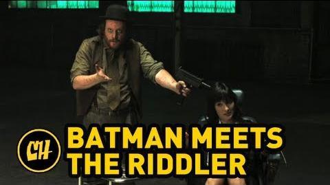 Batman Meets the Riddler-0