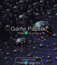 Multiverse pause menu