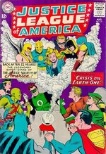 Justice League of America 21