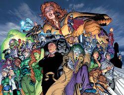 Injustice League 01