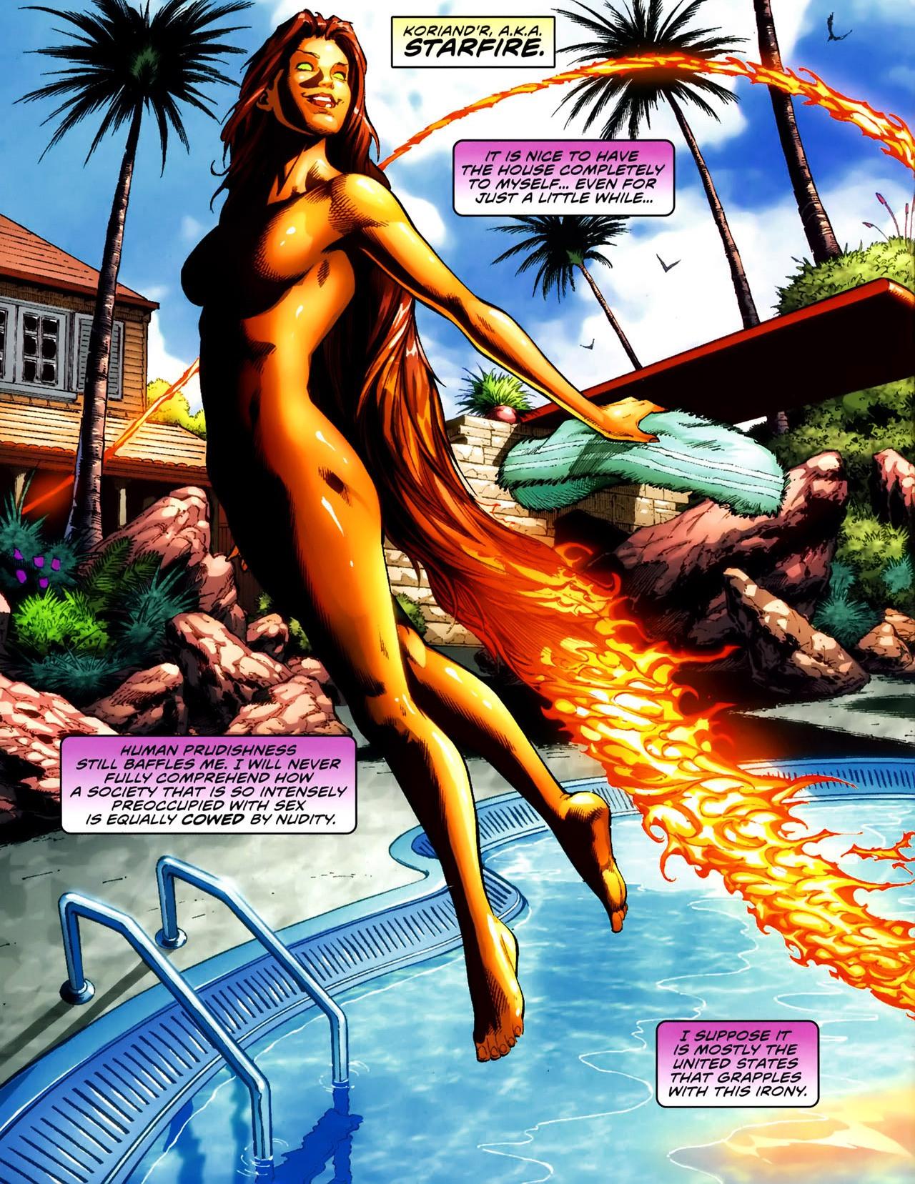 Starfire  Arkhampedia  Fandom Powered By Wikia-5524