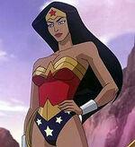 Wonder Woman animated