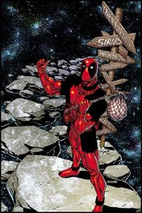 On the Road again Deadpool