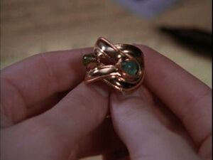 Victor's wedding ring