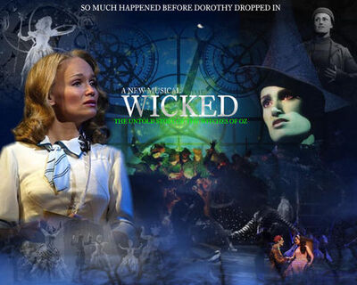 Wicked the Musical 2
