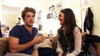 Episode 3 - Fiyero Time Backstage at WICKED with Jonah Platt