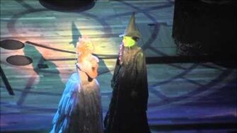 "Wicked ""For Good"" 27 March 2012 performed by Jemma Rix and Suzie Mathers"