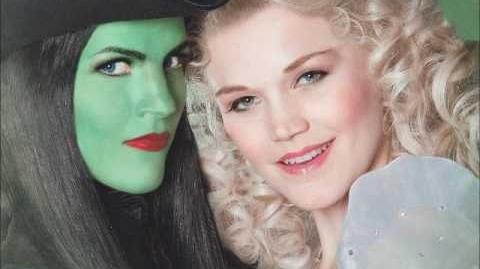 Wicked - Sut Hetkeksi Sain (As Long As You're Mine)
