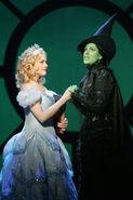 Wicked Glinda and Elphaba