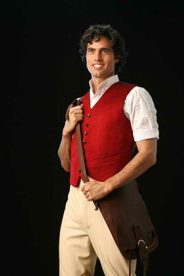 David Burnham as Fiyero