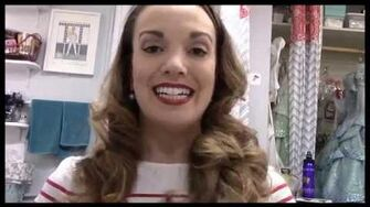 "Think Pink Backstage at ""Wicked"" with Kara Lindsay, Episode 7 Raiding the Fridge-0"