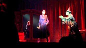 Myrthe Maljers als Nessarose in wicked-0