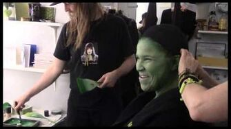 "Fly Girl Backstage at ""Wicked"" with Lindsay Mendez, Episode 3 Katie Rose Clarke Chitchat & More-1"