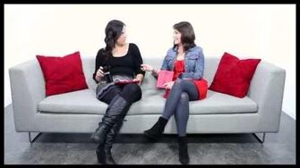 "Double ""Wicked"" Ask a Star! Lindsay Mendez & Alli Mauzey Share Their Favorite Treats, Roles & More"