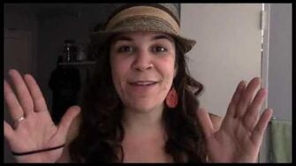 "Fly Girl Backstage at ""Wicked"" with Lindsay Mendez, Episode 8 Saying Goodbye!-2"