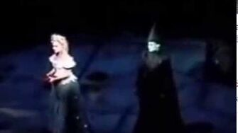 Wicked - For Good (Kristin's last show)