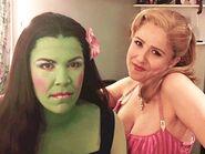 Alli and Lindsay
