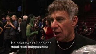 Wicked -Helsinki City Theatre - Opening Night 26.8.2010.
