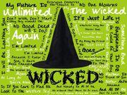 Wicked fan art