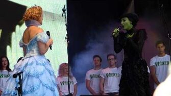 'For Good' - Wicked - West End Live 2014