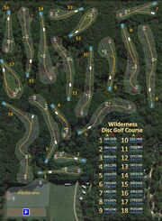 Course Map screenshot