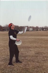 Sportacular flying disc 09