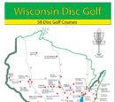Disc Golf Course Chronology