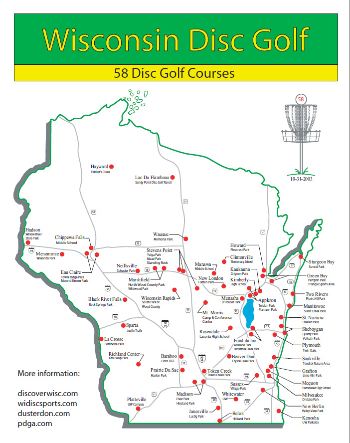 Course map 10 2003