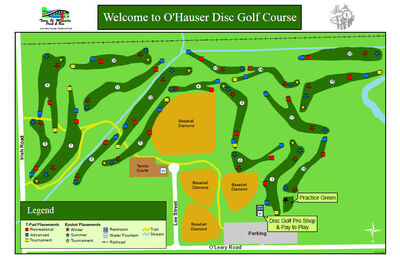OHauser WI Map