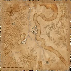 W1 SS Odmęty mapa