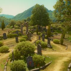 Cmentarz za murami